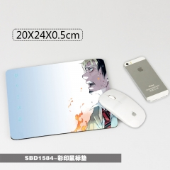 Ao no Exorcist Color Printing Anime Mouse Pad