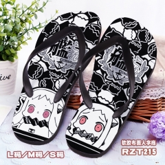 Kantai Collection Cosplay Cartoon Soft Rubber Slippers Anime Flip-flops
