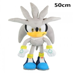 Cartoon Sonic Anime Cute Kid Doll Plush Soft Toys 50cm