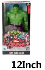 The Hulk Cartoon Toys Wholesale Anime Figure Collectable 12Inch