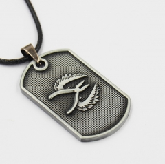 CSGO Counter Strike Cosplay Game TCT Camp Anime Necklace