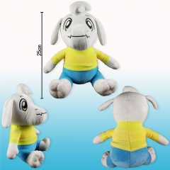 Undertale Asriel Cute Cartoon Collection Doll Anime Plush Toy 25CM
