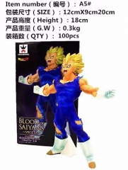 Dragon Ball Z  : Blood of Saiyans Vegeta Anime Figure 18cm 300g