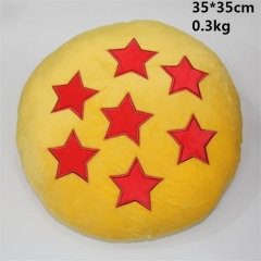 Dragon Ball Z Anime Cute Soft Stuffed Pillow
