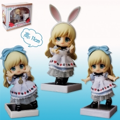 Alice in Wonderland 10CM Cu-Poche Friends Alice Anime Figure