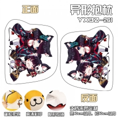 Azur Lane Cosplay Cartoon Deformable Anime Plush Pillow