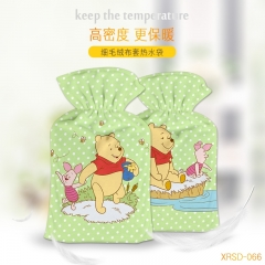 Winnie the Pooh Cosplay For Warm Hands Anime Hot-water Bag