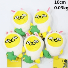 Korea Game Kakao Friends Anime Cute Plush Pendant 5pcs/set