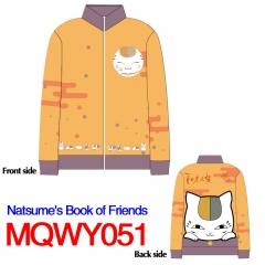 Natsume Yuujinchou Anime Cartoon Cute Japanese Style Hoodie