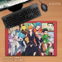 Black Clover Cosplay Cartoon Rubber Mat Anime Mouse Pad