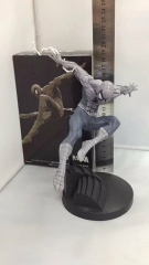 Spider Man Cosplay Movie Gray Color For Kids Toy Anime Figure