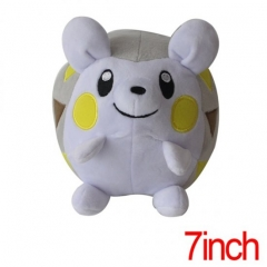 Pokemon Togedemaru Cartoon Stuffed Doll Wholesale Cute Soft Anime Plush Toys 7Inch