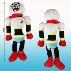 Undertale Papyrus Cute Cartoon Collection Doll Anime Plush Toy 39CM