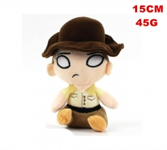 The Walking Dead Cosplay Fancy Cute Doll Anime Plush Toy
