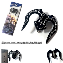 Fate Grand Order Cosplay Cartoon Decoration Headdress Anime Brooch