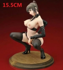 Bible Black Cartoon Toys Black Wholesale Sexy Girl Anime PVC Figure