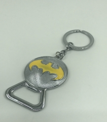 Batman Cosplay Movie Multifunctional Opener Anime Keychain