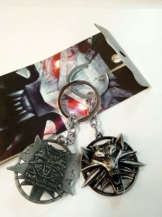 The Witcher Hot Sale Anime Keychain