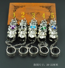 Hitman Reborn Anime Ring