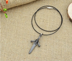 Devil May Cry Small Sword Model Anime Necklace