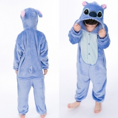 Children Lilo Stitch Animal Pyjamas Pajamas