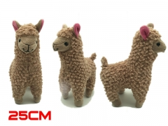 Alpaca Cosplay Cartoon Cute For Kids Doll Anime Plush Toy