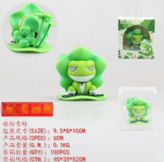 Travel Frog Cosplay Game Collection Cartoon Toy Anime Figure