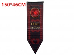 Game of Thrones Movie Game Cartoon Wholesale Anime Flag