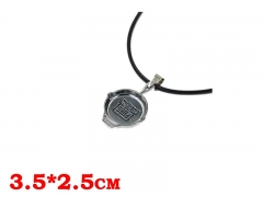 Playerunknown's Battlegrounds Game Alloy Necklace