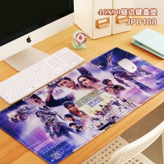 Ready Player One Cosplay Movie Locking Thicken Mouse Mat Anime Mouse Pad