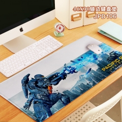 Pacific Rim Cosplay Movie Locking Thicken Mouse Mat Anime Mouse Pad