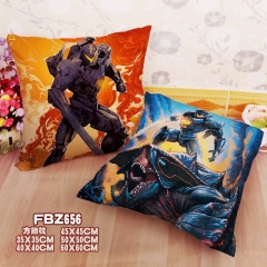 Pacific Rim Cosplay Movie Decoration Chair Cushion Anime Pillow