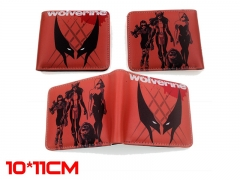 Marvel Comics The Avenger Wolverine Movie PU Leather Wallet