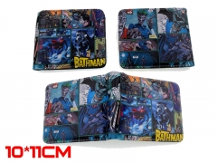 DC Comics Batman Movie PU Leather Wallet