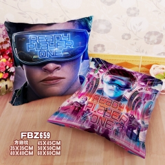 Ready Player One Cosplay Movie Decoration Chair Cushion Anime Pillow