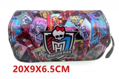 Monsters High Anime Pencil Bag