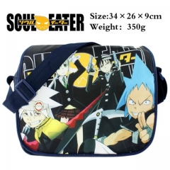 Soul Eater Cosplay Cartoon Nylon Wholesale Anime Shoulder Bag