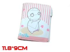 Miira no Kaikata  How to Keep a Mummy  Game PU Leather Anime Wallet and Purse