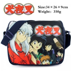 Inuyasha Cosplay Cartoon Nylon Wholesale Anime Shoulder Bag