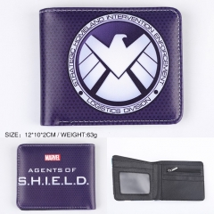 Marvel Comics Agents of S.H.I.E.L.D. Movie PU Leather Wallet