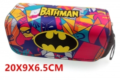 Batman Movie Anime Pencil Bag