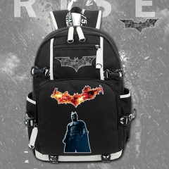 Marvel Batman Cosplay Movie High Capacity Anime Backpack Bag