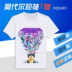 Ready Player One Movie Anime Cartoon White Modal T Shirts