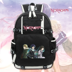 Noragami Cosplay Cartoon High Quality Anime Backpack Bag