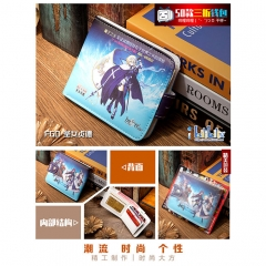 Fate Stay Night Cosplay Cartoon High Quality PU Purse Anime Folding Wallet 10*12cm