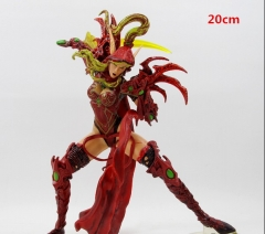 World of Warcraft Blood Elf New Arrival Fashion Anime Cool Design PVC Figure
