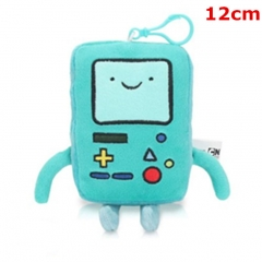 Adventure Time With Finn And Jake Game Cosplay Plush Toy Keychain
