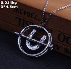 Ghostbusters Cosplay Movie Decoration Alloy Anime Necklace