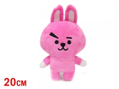 K-POP BTS Bulletproof Boy Scouts Anime Plush Toy Doll