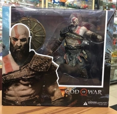God of War Cosplay Cartoon Cool Collection Model Toy Anime Figure